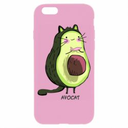 Чехол для iPhone 6/6S Avocat - FatLine