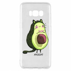 Чехол для Samsung S8 Avocat - FatLine