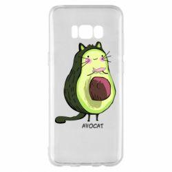 Чехол для Samsung S8+ Avocat - FatLine