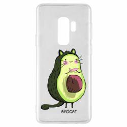 Чехол для Samsung S9+ Avocat - FatLine