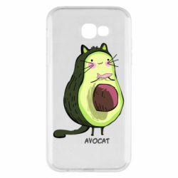 Чехол для Samsung A7 2017 Avocat - FatLine