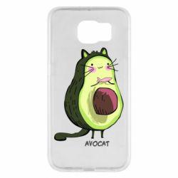 Чехол для Samsung S6 Avocat - FatLine