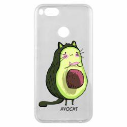 Чехол для Xiaomi Mi A1 Avocat - FatLine