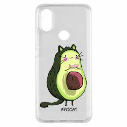 Чехол для Xiaomi Mi A2 Avocat - FatLine