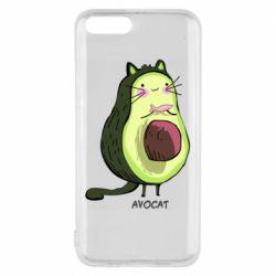 Чехол для Xiaomi Mi6 Avocat - FatLine