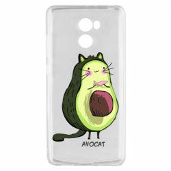 Чехол для Xiaomi Redmi 4 Avocat - FatLine