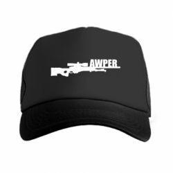 Кепка-тракер Aweper