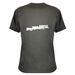 Камуфляжна футболка Aweper