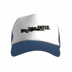 Дитяча кепка-тракер Aweper