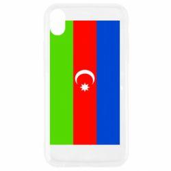 Чехол для iPhone XR Азербайджан
