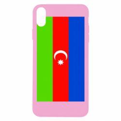Чехол для iPhone Xs Max Азербайджан