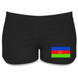 Женские шорты Азербайджан - FatLine