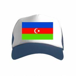 Детская кепка-тракер Азербайджан