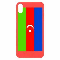 Чехол для iPhone X/Xs Азербайджан