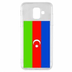 Чехол для Samsung A6 2018 Азербайджан