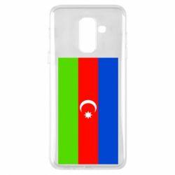 Купить Страны, Чехол для Samsung A6+ 2018 Азербайджан, FatLine