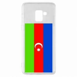 Чехол для Samsung A8+ 2018 Азербайджан