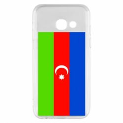 Купить Страны, Чехол для Samsung A3 2017 Азербайджан, FatLine