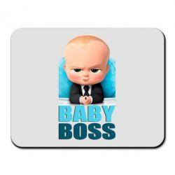 Коврик для мыши Baby Boss 1