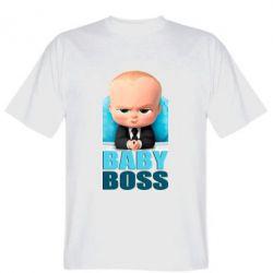 Футболка Baby Boss 1