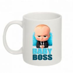 Кружка 320ml Baby Boss 1