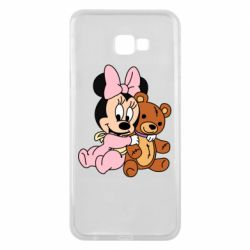 Чохол для Samsung J4 Plus 2018 Baby minnie and bear