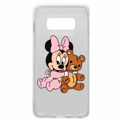 Чохол для Samsung S10e Baby minnie and bear