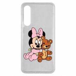 Чехол для Xiaomi Mi9 SE Baby minnie and bear