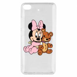Чехол для Xiaomi Mi 5s Baby minnie and bear