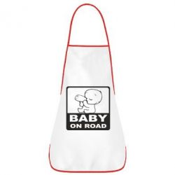 Фартук Baby on Road - FatLine