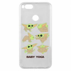 Чехол для Xiaomi Mi A1 Baby Yoga