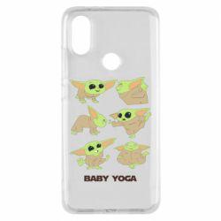 Чехол для Xiaomi Mi A2 Baby Yoga