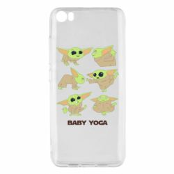 Чехол для Xiaomi Mi5/Mi5 Pro Baby Yoga