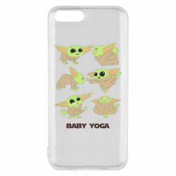 Чехол для Xiaomi Mi6 Baby Yoga