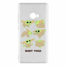 Чехол для Xiaomi Mi Note 2 Baby Yoga