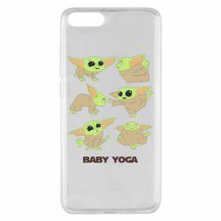 Чехол для Xiaomi Mi Note 3 Baby Yoga