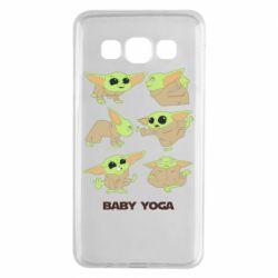 Чехол для Samsung A3 2015 Baby Yoga