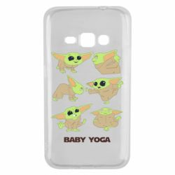 Чехол для Samsung J1 2016 Baby Yoga