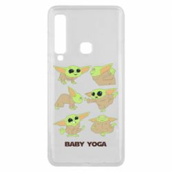 Чехол для Samsung A9 2018 Baby Yoga