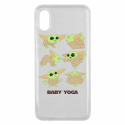 Чехол для Xiaomi Mi8 Pro Baby Yoga