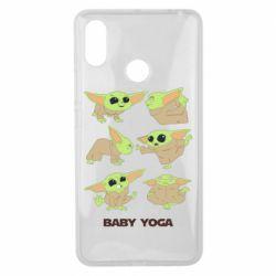 Чехол для Xiaomi Mi Max 3 Baby Yoga