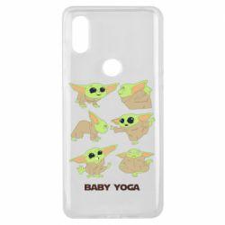 Чехол для Xiaomi Mi Mix 3 Baby Yoga