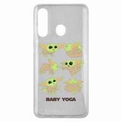 Чехол для Samsung M40 Baby Yoga