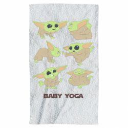 Полотенце Baby Yoga
