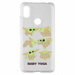 Чехол для Xiaomi Redmi S2 Baby Yoga