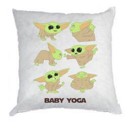 Подушка Baby Yoga