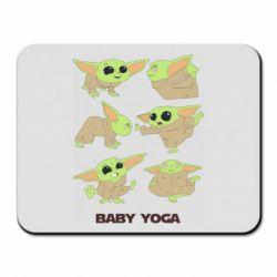 Коврик для мыши Baby Yoga