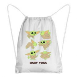 Рюкзак-мешок Baby Yoga