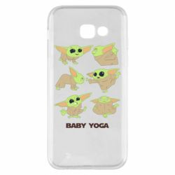 Чехол для Samsung A5 2017 Baby Yoga