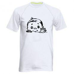 Чоловіча спортивна футболка Baby